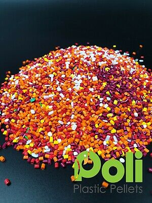 2kg CHEAP Plastic Pellets Granules. Stuffing, Weighting and Filling