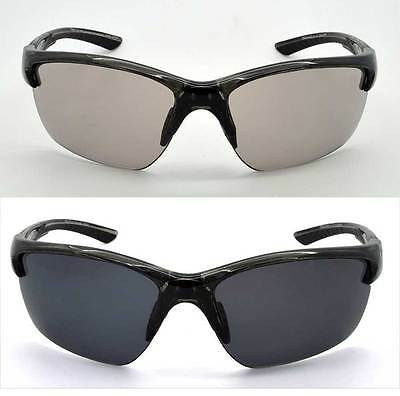 Wrapz CONDOR Golf  Sunglasses CRYSTAL Black  Photochromic Rapid Transition Lens