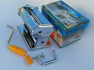 Amaco Crafts & Pasta Machine for Polymer Clay & Soft Metal #12381S