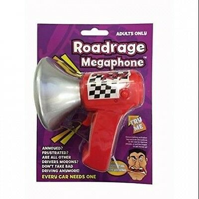 Road Rage Megaphone Adults Only!!!. Delivery is Free