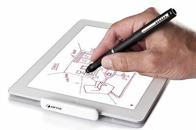 Aiptek MyNote Pen Digitaler Stift kompatibel mit iPad / iPad2 / iPad3 iOs 4.3