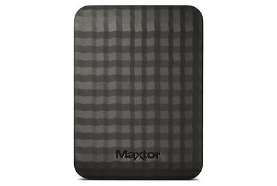 "Seagate/Maxtor M3 Portable 4TB 2.5"" Hard Drive (PC & Mac) USB 3.0 and USB 2.0"