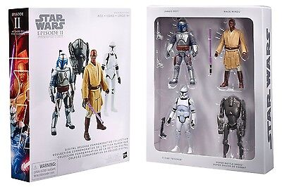 Star Wars Digital Release Commemorative Collection II Attack of the Clones MINT!