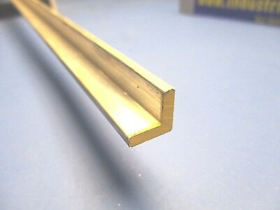 """1/2"""" x 1/2"""" x 36""""-Long 6061 T6511 Aluminum Angle  x 1/8"""" Thick FREE SHIPPING"""