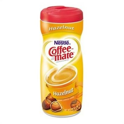 Hazelnut Creamer Powder, 15oz Plastic Bottle - x 2