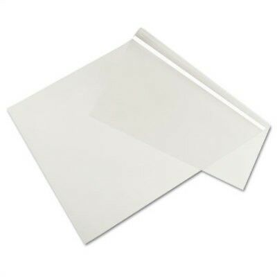 Second Sight Clear Plastic Desk Protector, 36 x 20 - x 2