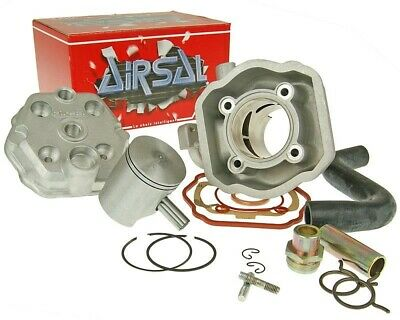Zylinder Kit AIRSAL 70ccm M-RACING PEUGEOT Speedfight 2 50 LC (2-Takt) Typ:S1