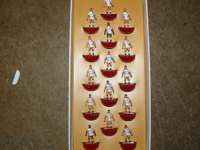 England Rugby League 2016 Subbuteo Rugby Team