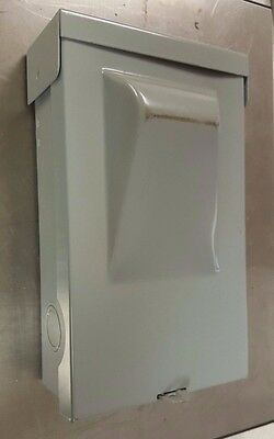 COOPER BUSSMANN  B221-30F FUSE BOX Outside Disconnect ENCLOSURE- NEW
