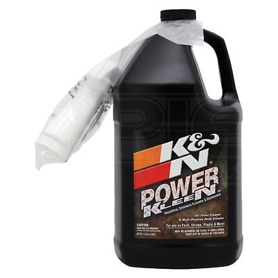 K&N Power Kleen Air Filter Cleaner - 1 US Gallon (3.78 Litres)