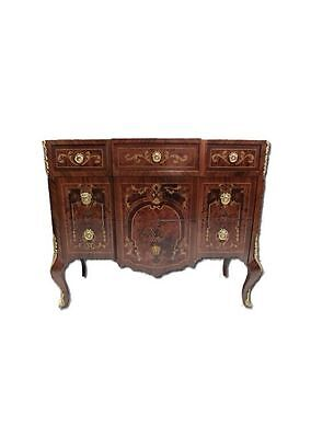 Victorian style commode with marble included