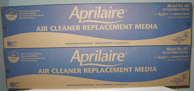AprilAire Model 2400 Filter #401/Space-Gard