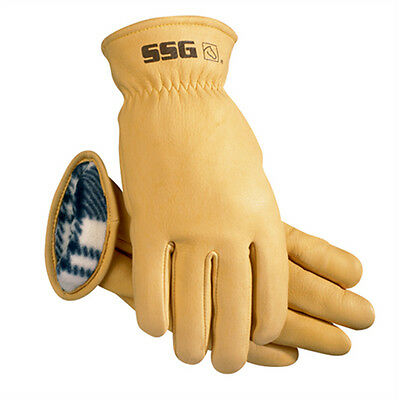 SSG The Winter Rancher Glove #1650 - All Sizes - Natural
