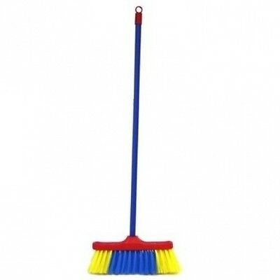Childrens Colourful Broom / Sweeping Brush. Free Shipping