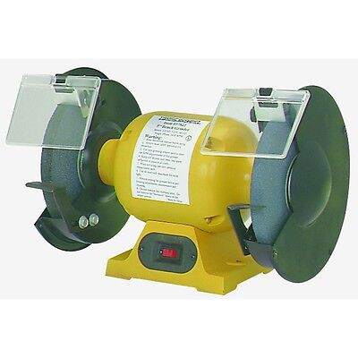 Amazing 8 3 4 Hp 3450 Rpm Bench Grinder W Wheels Great For Bralicious Painted Fabric Chair Ideas Braliciousco