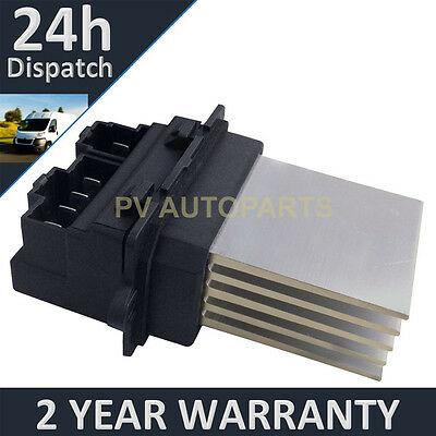 Chrysler Voyager Town Country 300C Aspen Pacifica Heater Blower Fan Resistor New