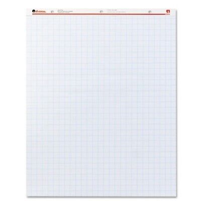 Recycled Easel Pads, Quadrille Rule, 27 x 34, White, 50-Sheet 2/Ctn | 2 Pack