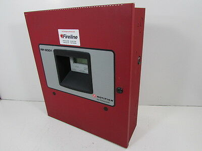`` Notifier Rp-2001 Fire Alarm System Control Panel