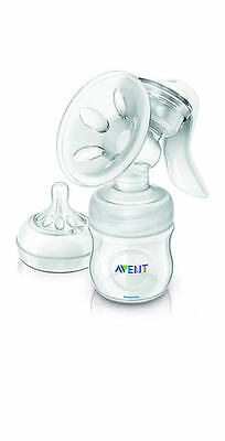 Philips AVENT - Manual Breast Pump - For feeding milk to infants & baby's