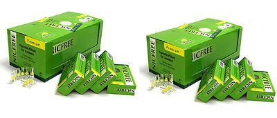 40 packs NICFREE CIGARETTE FILTERS wholesale Filter Out Tar & Nic KEEP THE TASTE