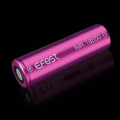 GENUINE Efest 18650 3000mAh 35A Battery **UK SELLER**