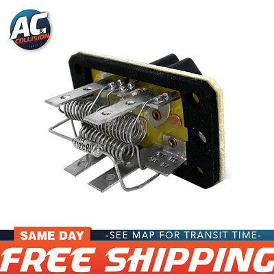 RES322 AC Blower Motor Resistor for Ford F150 Expedition 1997 2004 4L3Z19A706AA
