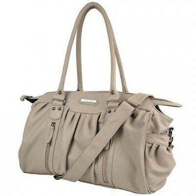 Vanchi Doctor Changing Bag Nougat and Cocoa. Free Shipping