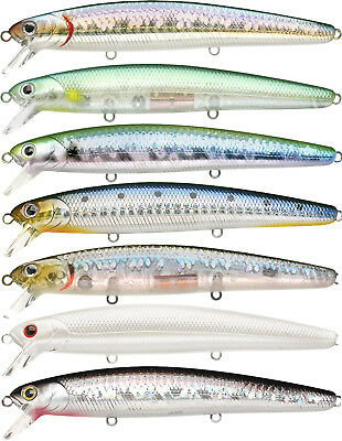 Lucky Craft Saltwater CIF Flash Minnow 110 - Cali Inshore Fishing Rip Bait Lure
