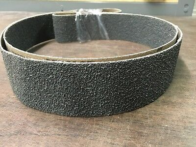 "2""x 72"" Sanding Belt 800 Grit Cork Polishing Belt"