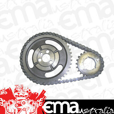 Melling Double Row Timing Chain Set Suit Chev Sb 262-400 V8 Me40201