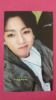 BTS JUNGKOOK Official PHOTOCARD 4th IN THE MOOD FOR LOVE Photo Card ITMFL JK 정국