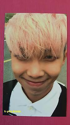 BTS RM RAP MONSTER Official PHOTOCARD 4th IN THE MOOD FOR LOVE ITMFL 랩몬
