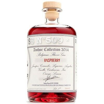 Buss No.509 Raspberry Gin 700mL