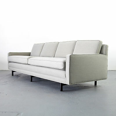 Mid Century Modern 4-Seater Sofa by Paul McCobb for Directional | 4er Couch 60er