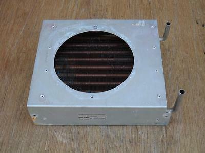 EG&G Wakefield Heat Exchanger Stainless Steel Tube with Copper Fins 732 Series