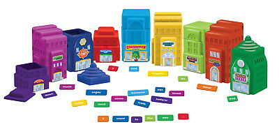 Learning Resources Sentence Buildings, Pack of 300