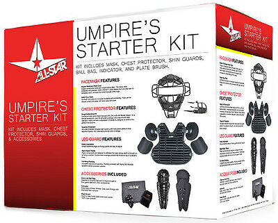 All-Star Umpire's COMPLETE Starter Kit