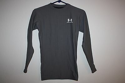 Under Armour Cold Gear Youth Size Small Long Sleeve Athletic Top