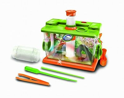 Bug Catcher Modern Insect Hotel + Viewer Kids Outdoor Adventure Toys New Toys