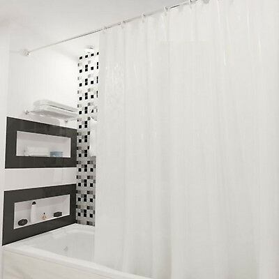 PVC Shower Curtains Curtain 180 cm long x200 cm height