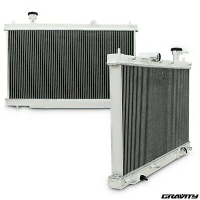 35Mm Aluminium Race Drag Cooling Radiator For Honda Civic Type R Ep3 00-05