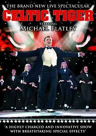 Michael Flatley - Celtic Tiger Dvd New & Sealed