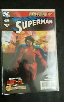 Superman  #686  Dc Comic Book  Free Shipping C2