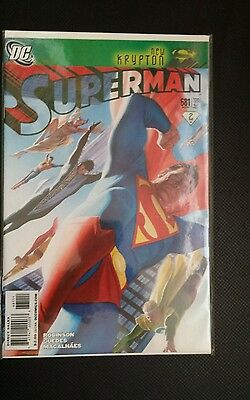 Superman #680 Dc Comic Book  Free Shipping C2