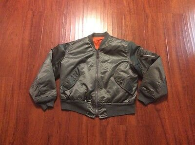 MA-1 Intermediate Jacket Size Medium