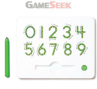 Kid O 8Cm 0-9 Numbers Magnatab - Gadgets Creative Play Brand New Free Delivery