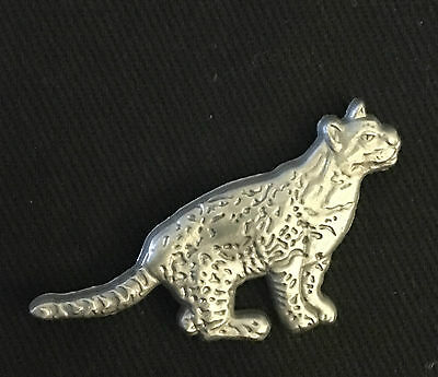 Phish-Ocelot pin Silver Variant  sold out Limited Edition