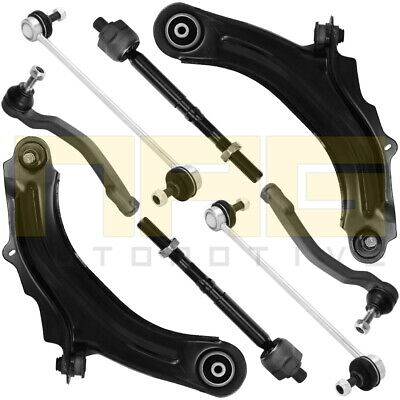 2x TRIANGLE BRAS DE SUSPENSION + ROTULES + BIELLETTES + AXIALE RENAULT MEGANE II