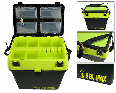 Sea Fishing Seat Box. Tackle & Rig Box RODDARCH SEA MAX Genuine Original Product