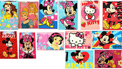 Boys Girls Official Character Rugs 50CM X 80CM